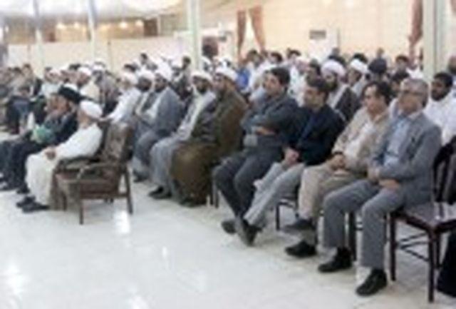 برگزاری همایش طلایهداران عرصه تبلیغ در رودان