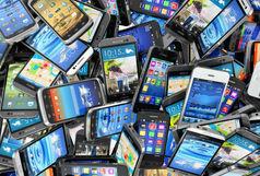 کشف محموله 3 میلیاردی موبایل قاچاق