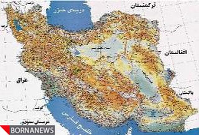 شهرستان ارزوئیه به نقشه تقسیمات کشوری اضافه شد