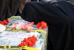 پیکر مطهر ۲ شهید مدافع حرم تیپ فاطمیون تشییع میشود