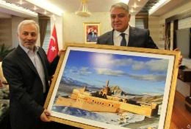 تمام ظرفیتها برای توسعه روابط ایران و ترکیه به کار گرفته شود