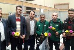 4 داور ایرانی و لبنانی، فوتبال ساحلی باشگاه های جهان را قضاوت می کنند