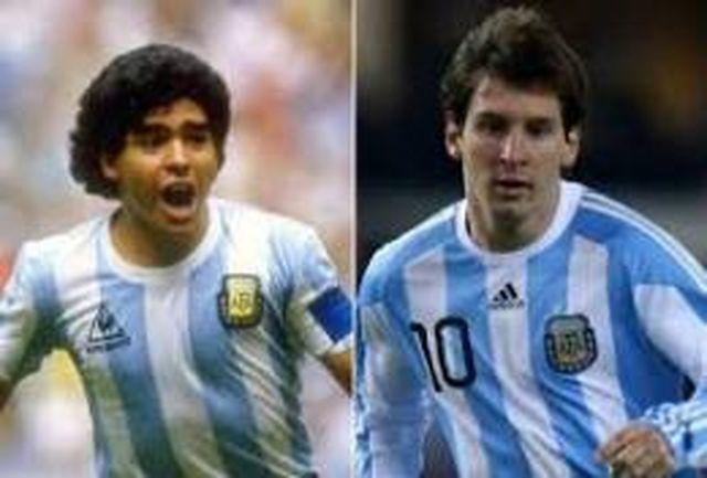 نستا: زمانی که مسی بازنشسته شد باید او را با مارادونا مقایسه کرد