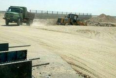 عملیات عمرانی جاده کرج- چالوس با هدف ایمن سازی مسیر انجام شد