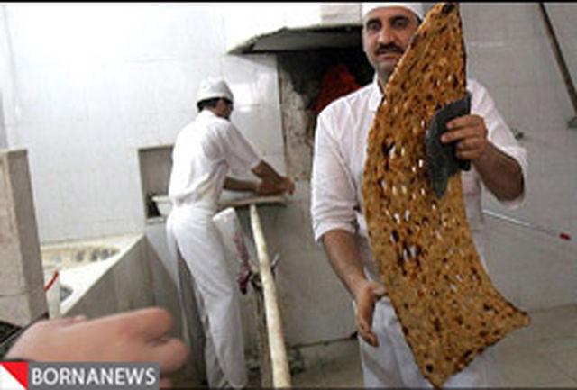 30 میلیارد تومان اعتبار به نانواییها اختصاص یافت