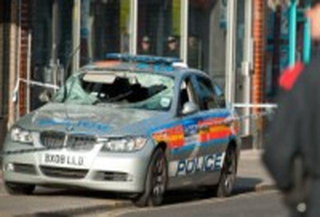 بیش از 100 نفر در ناآرامیهای لندن دستگیر شدند