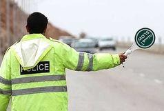 ترافیک نیمهسنگین در آزاد راه تهران – کرج