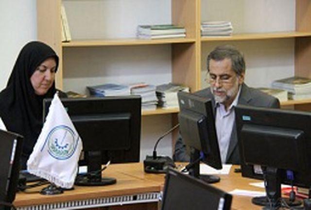 تفاهم نامه گسترش همکاری های مشترک بین واحد علوم و تحقیقات و سازمان ملی بهره وری ایران امضا شد