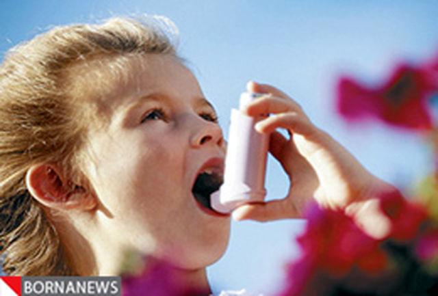 تصفیه کنندههای هوا باعث کاهش علایم روزانه آسم در کودکان میشود