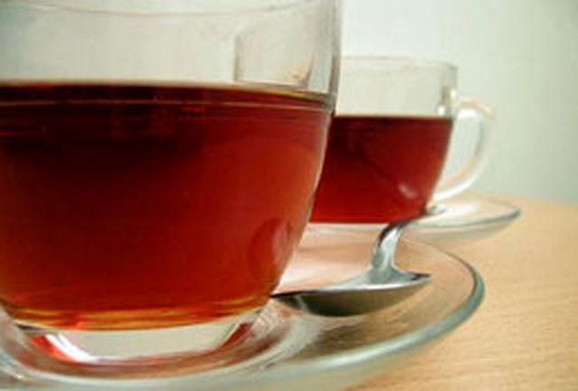 چای مفیدتر از آب