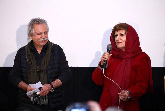 مراسم افتتاحیه و اکران خصوصى فیلم سینمایی «قبیله من»