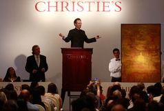 کاهش چشمگیر فروش سالانه حراج «کریستیز»