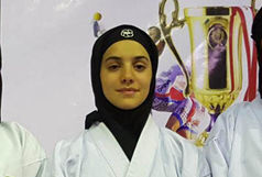 بانوی کاراته کاایلامی به مسابقات جهانی اسپانیا اعزام میشود