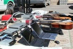 دستگیری سارق منزل با13 فقره سرقت درشهر پرند