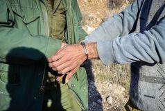 مجروح شدن شکارچی متخلف در درگیری مسلحانه با محیط بانان