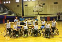 سه ورزشکار استان به عضویت تیم ملی بسکتبال با ویلچر  درآمدند
