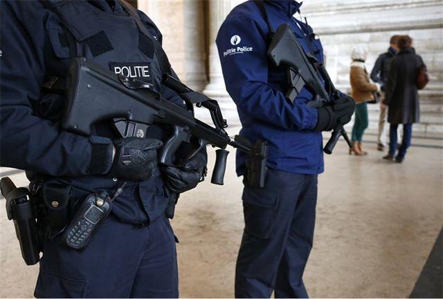 بلژیک ۲ مظنون تروریستی را بازداشت کرد
