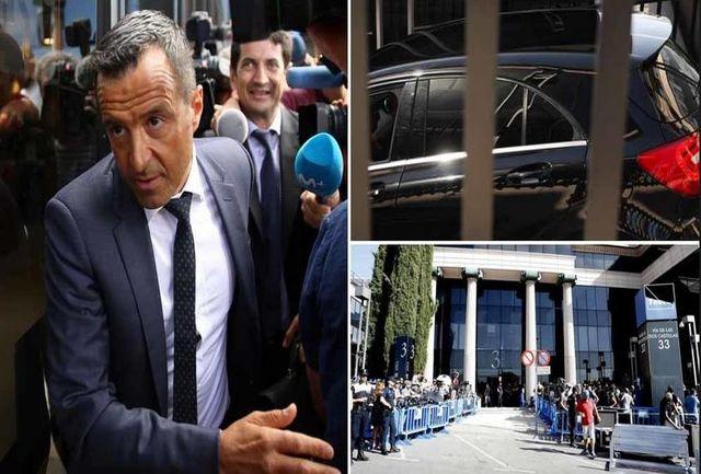 اظهارات جنجالی رونالدو در دادگاه