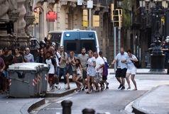 ادامه تحرکات تروریستی در سراسر اسپانیا/ 5 انتحاری به هلاکت رسیدند