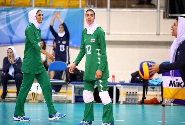 رقیب اصلی والیبالیست های ایران انصراف داد
