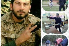 شهادت ورزشکار خوزستانی در سوریه