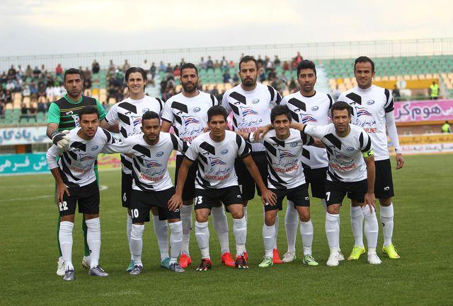 آغاز رسمی تمرینات تیم فوتبال صبای قم در سرعین