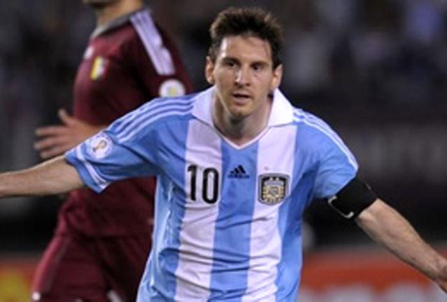 پیروزی پر گل آرژانتین مقابل گواتمالا/ مسی از رکورد مارادونا عبور کرد