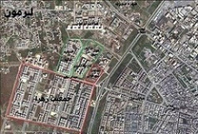 انهدام تونل تروریستهای سوریه با پهپادهای شناسایی