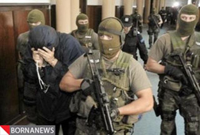 دستگیری مظنون ترور المبحوح