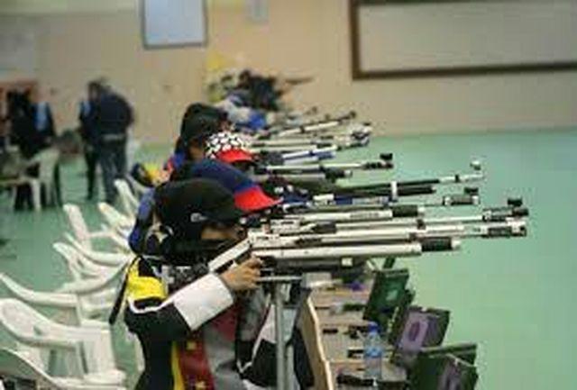 کسب مدال طلای مسابقات تیراندازی توسط نوجوان ایلامی