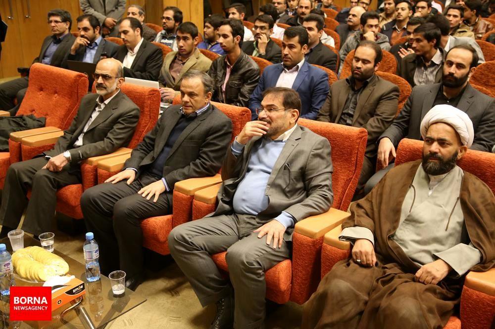 دبیر+شورای+عالی+امنیت+ملی+در+دانشگاه+باهنر+کرمان