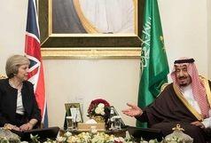 درخواست بازماندگان انگلیسی ۱۱ سپتامبر درباره عربستان