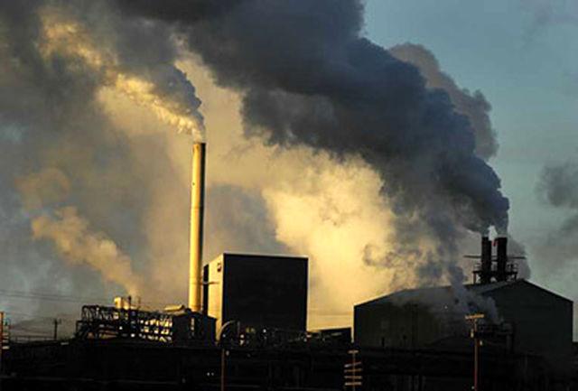 انتشار بیسابقه گازهای گلخانهای در جهان