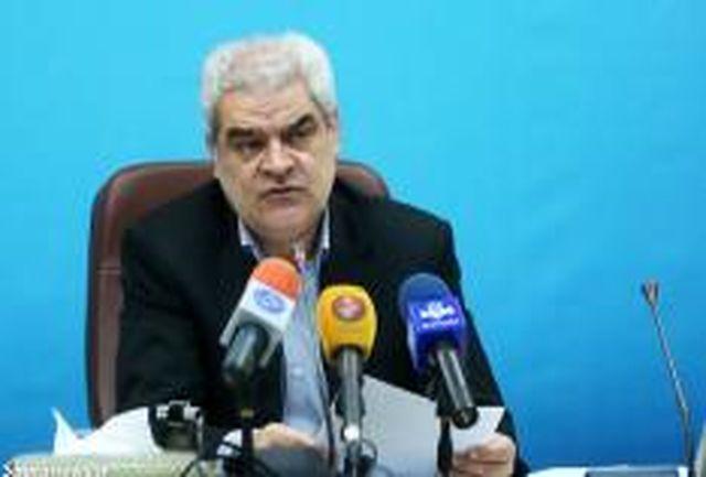 نشست خبری  صالحی نیا، معاون وزیر صنعت، معدن و تجارت