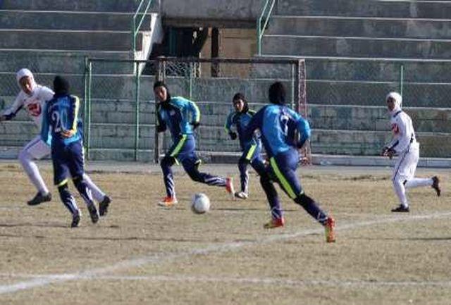 تیم فوتبال بانوان پالایش گاز ایلام در هفته نهم لیگ برتر میزبان قشقایی شیراز است
