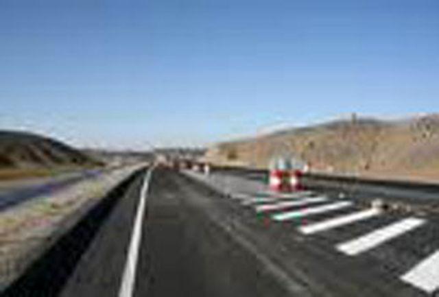 محدودیت ترافیکی در بخشی از محور کلات – مشهد