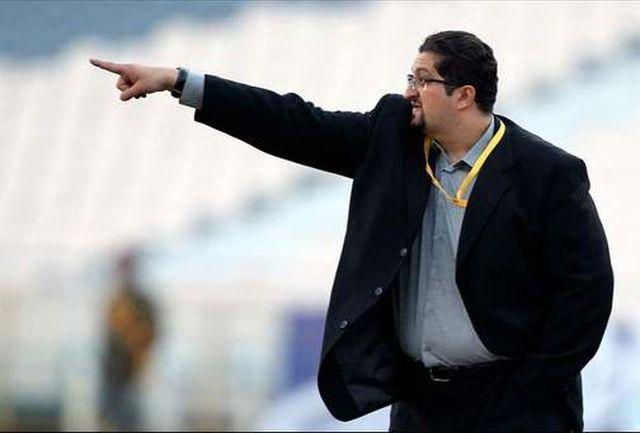 مربی سابق تیم امید در آستانه هدایت سپیدرود