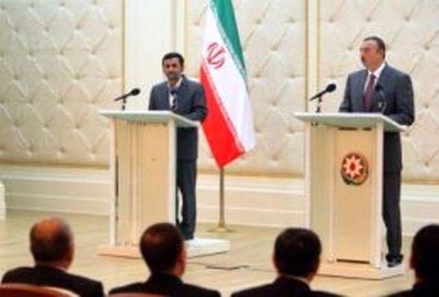 سطح مناسبات تهران و باکو در عرصههاى تجارى و انرژى افزایش مى یابد