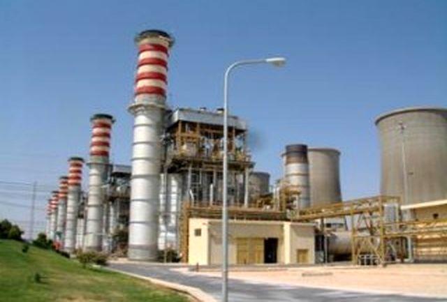 مصرف سالانه بیش از ۷ میلیارد متر مکعب گاز در نیروگاه های استان اصفهان