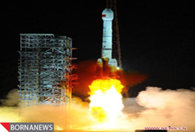 گزارش تصویری: پرتاب ماهواره ارتباطی چین به فضا