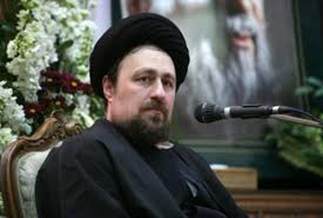 پیام تسلیت سید حسن خمینی در پی درگذشت مشفق کاشانی