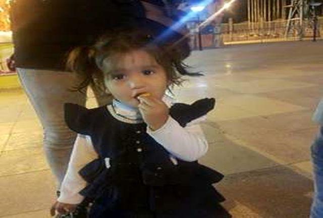 گم شدن کودکی دیگر خبرساز شد