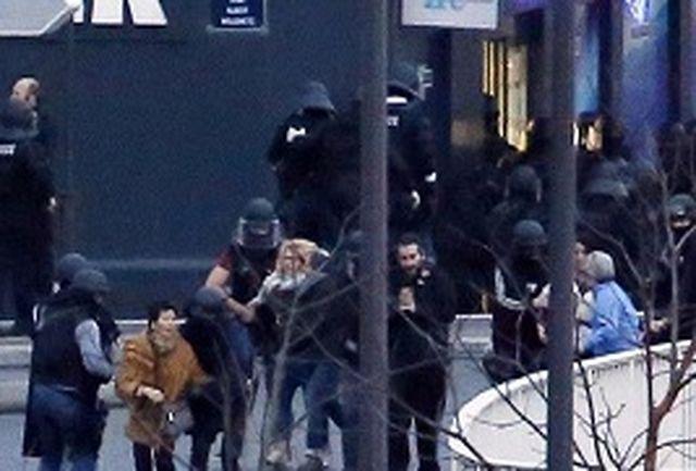تروریست ها در ترکیه تردد دارند