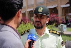 2 تصادف در جاده های اصفهان با 2 کشته و 5 مجروح