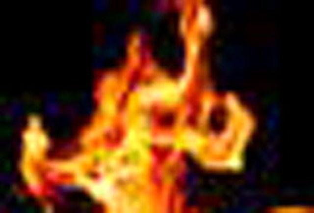 یک جوان یمنی نیز خود سوزی کرد
