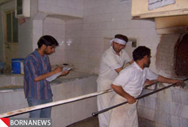 5 کارخانه آرد و 50 نانوایی در استان تهران جریمه شدند