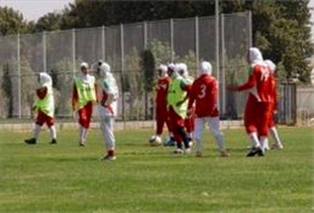 اعلام زمان جدید دیدار جام حذفی فوتبال بانوان