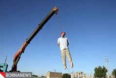 به دار مجازات آویخته شدن 5 نفر از عناصر نا امنی و شرارت در استان کرمان