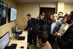 مرکز هشدار الکترونیک پلیس در آذربایجان غربی افتتاح شد
