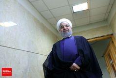 تبریک روحانی به عضو باشگاه هشت هزار متریها